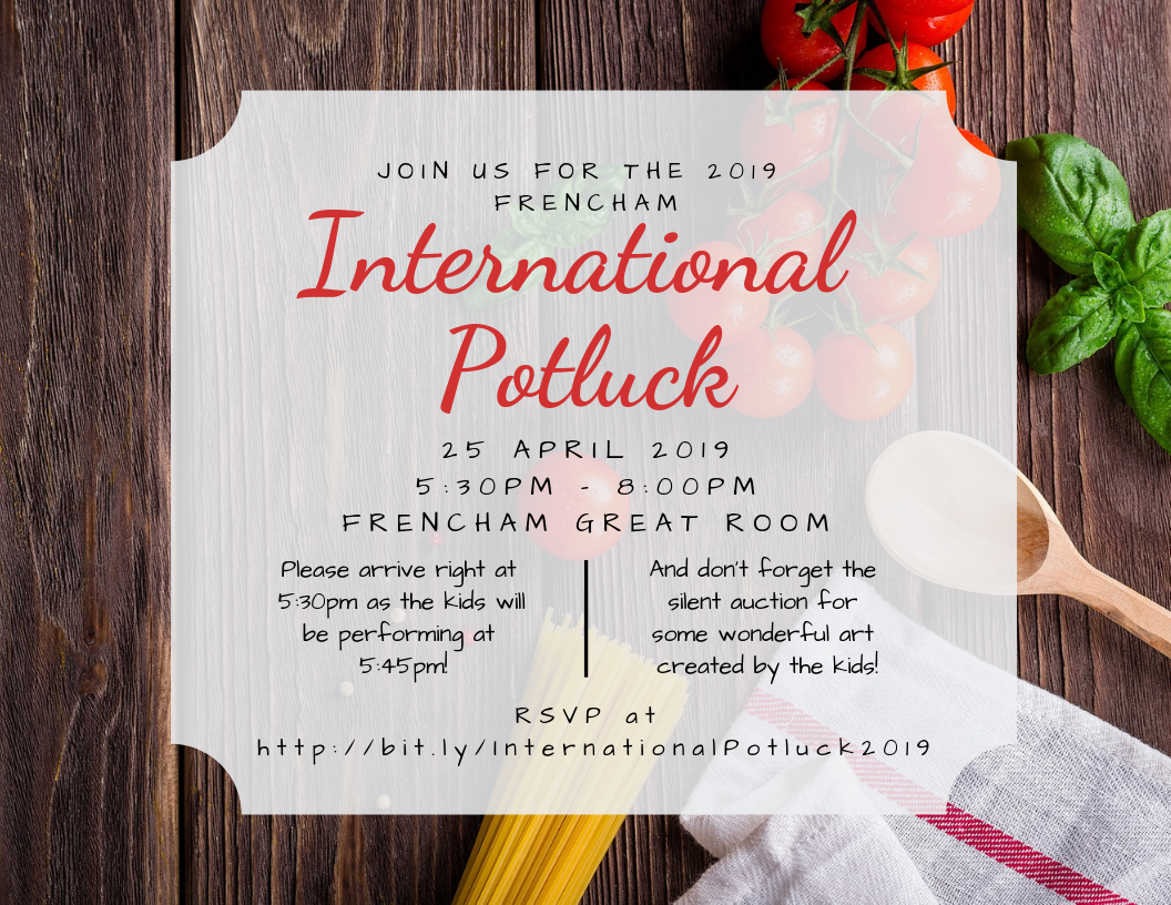 International Potluck Final Flyer